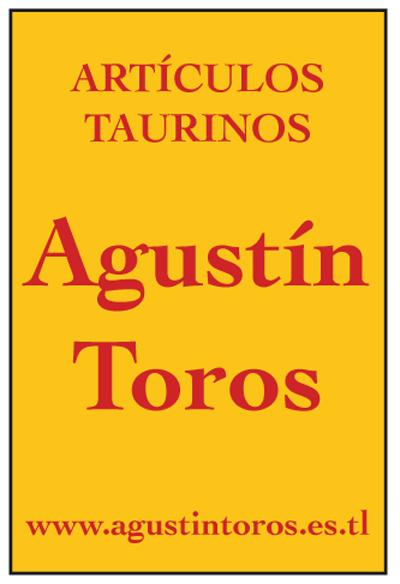 banner AgustIn Toros